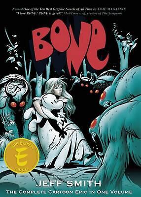 Bone: The Complete Cartoon Epic in One Volume by Jeff Smith (English) Paperback