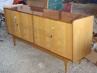 meuble buffet bas des ann es vintage 1930 art d co eur 360 00 picclick fr. Black Bedroom Furniture Sets. Home Design Ideas