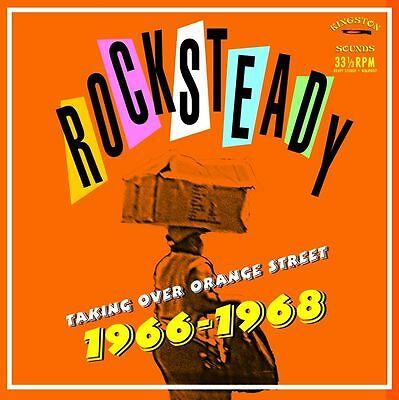 Rocksteady Taking Over Orange Street 1966-1968 NEW VINYL LP KINGSTON SOUNDS SKA