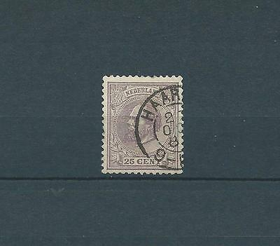 Pays-Bas - 1872 Yt 26 / Nvph 26 - Timbre Obl. / Used