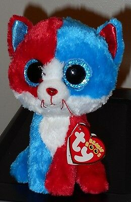"""NMT* Ty Beanie Boos - SPIRIT the 6"""" Cat Cracker Barrel Exclusive ~ NEW ~ MWNMT"""