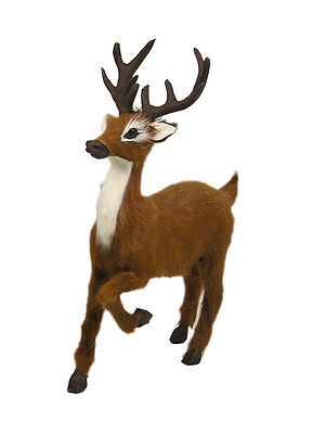 Authentic Byers Choice Reindeer Accessory Beautiful Soft Fur Covers Body Antlers
