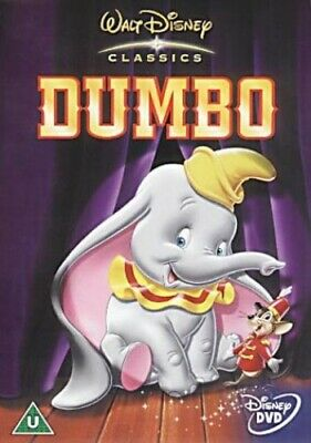 Dumbo [DVD] [1942] - DVD  Y4VG The Cheap Fast Free Post