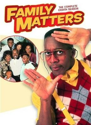 Family Matters: The Complete Eighth Season [New DVD] Manufactured On Demand