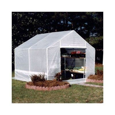 King Canopy 9.33 Ft. W x 10.25 Ft. D Greenhouse