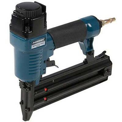 New Pro Air Brad Nailer 50 Mm 18 Gauge Lightweight - Soft Grip Handle + Warranty