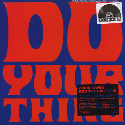 Isaac Hayes - Do Your Thing (Vinyl LP - 2016 - US - Original)