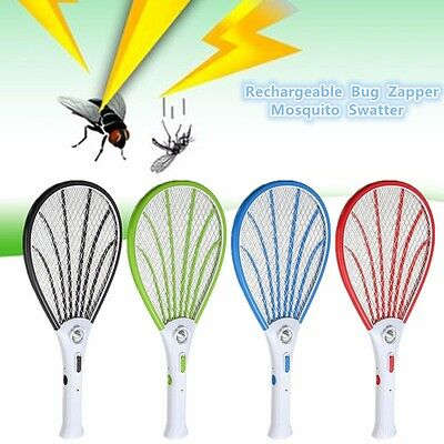 Mosquito Swatter Portable Electric Repelente Plagas Anti-mosquito Insecto Tools