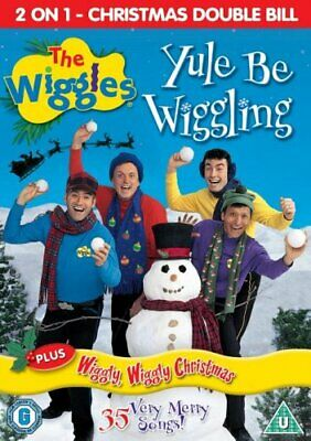 The Wiggles - The Wiggles - Yule Be Wiggling / Wiggly Wiggly Chri... - DVD  96VG