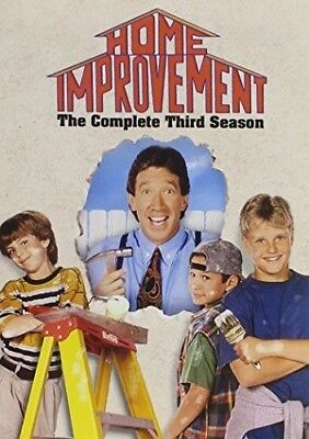 Home Improvement: The Complete Third Season [New DVD] Repackaged