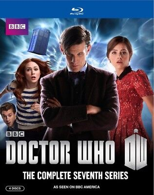 Doctor Who: The Complete Seventh Series [New Blu-ray] Boxed Set, Full Frame, S