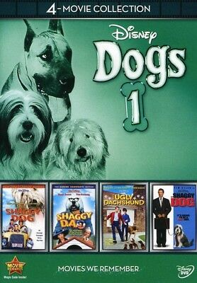 Disney Dogs 1: 4 Movie Collection [New DVD] Boxed Set