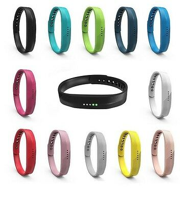 Hellfire Trading Replacement Wristband Bracelet Band Strap for Fitbit Flex 2