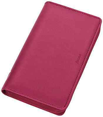 Filofax Compact Pennybridge Raspberry Or -  NEW Office Product 31/10/2013