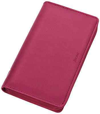 Filofax Compact Pennybridge Raspberry Or - Office Product NEW  2013-10-31