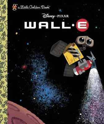 Wall-E (Little Golden Book Collections) - Hardcover NEW Vick-E 2008-05-13
