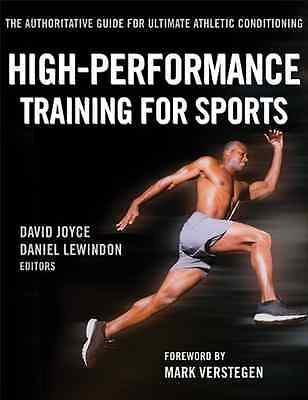 High-Performance Training for Sports - Paperback NEW Joyce, David 2014-07-15