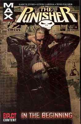 Punisher MAX: In the Beginning v. 1 (Punisher Max) - Paperback NEW Ennis, Garth