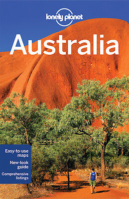 Lonely Planet AUSTRALIA 18 Travel Guide BRAND NEW 9781743213889
