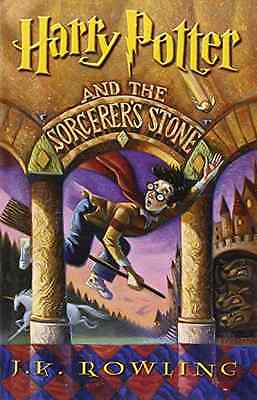 Harry Potter and the Sorcerer's Stone [Large Print] - Paperback NEW Rowling, J.