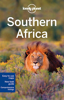 Lonely Planet SOUTHERN AFRICA (Travel Guide) - BRAND NEW 9781741798890