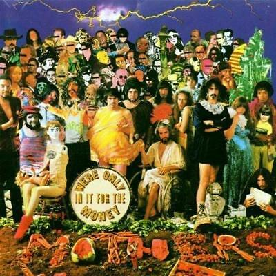 """Frank Zappa The Mothers Of Invention - We're Only In It For T (NEW 12"""" VINYL LP)"""