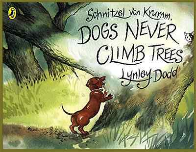 Schnitzel Von Krumm, Dogs Never Climb Trees (Puffin Pic - Paperback NEW Dodd, Ly
