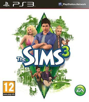 The Sims 3 For PAL PS3 (New & Sealed)