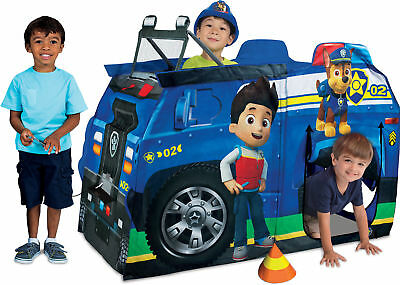 Playhut Paw Patrol Chase Police Cruiser Vehicle Play Tent