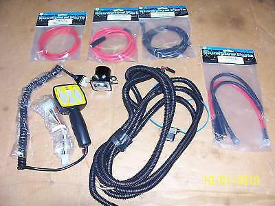 new meyer snow plow touch pad square plug wiring harness part for meyer snow plow wiring harness cables