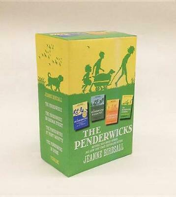 The Penderwicks Paperback 4-Book Boxed Set by Jeanne Birdsall (English) Paperbac