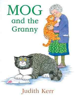 Mog and the Granny (Mog the Cat Books) - Paperback NEW Kerr, Judith 2005-04-04