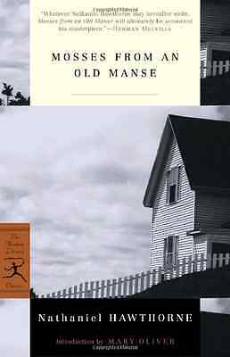 Mosses from an Old Manse (Modern Library Classics) - Paperback NEW Hawthorne, Na