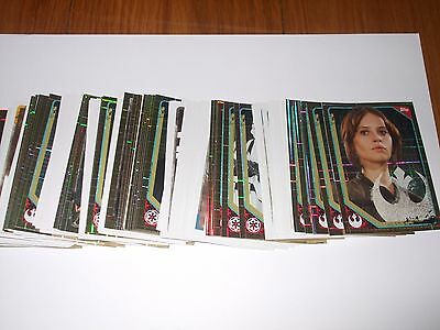 Topps Star Wars Rogue One Stickers-Qtys Of 5, 10, 20, 30 Loose Stickers