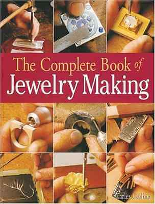 The Complete Book of Jewelry Making: A Full-color Intro - Paperback NEW Codina,