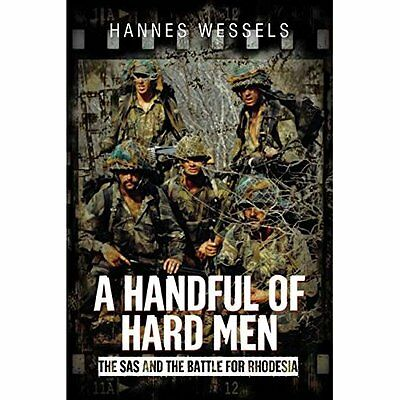 A Handful of Hard Men: The SAS and the Battle for Rhode - Hardcover NEW Hannes W