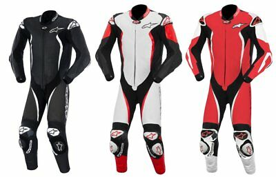 Alpinestars Mens GP Tech 1 Piece Leather Suit 2015