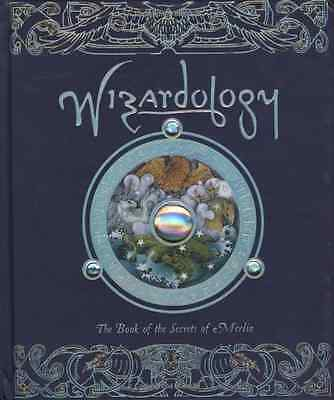 Wizardology: The Book of the Secrets of Merlin - Hardcover NEW Steer, Dugald 200