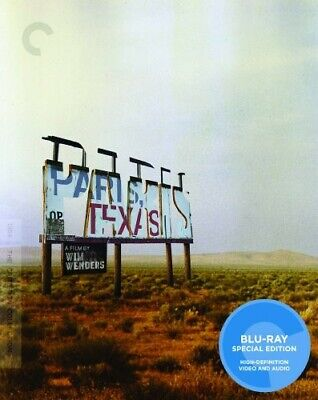 Paris Texas (Criterion Collection) [New Blu-ray] Widescreen
