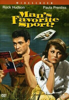 Man's Favorite Sport? [New DVD] Dolby, Subtitled, Widescreen