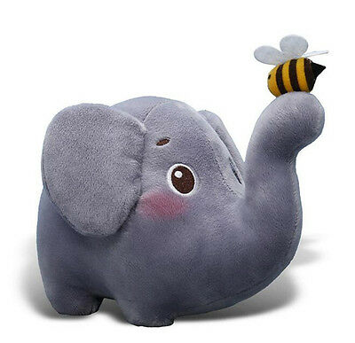 Long Nose Elephant Doll Pillow Baby Kids Soft Plush Stuff Toys cushion bee funny