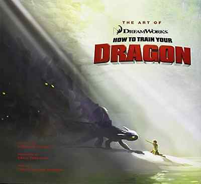 The Art of How to Train Your Dragon - Hardcover NEW Miller-Zarneke, 2010-02-26