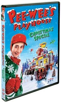 Pee-Wee's Playhouse Christmas Special [New DVD] Widescreen