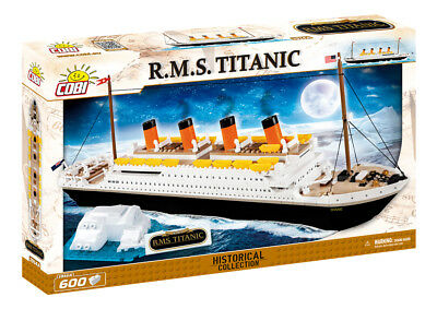 Cobi 1914 - Action Town - Rms Titanic - Limited Edition - Neu