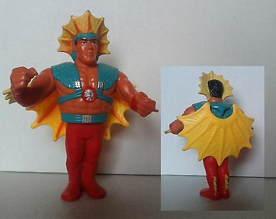 The Dragon Ricky Steamboat ~ Hasbro WWF Wrestling Figur