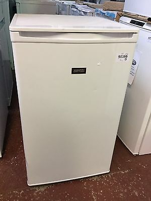 *Zanussi ZFG06400WA Freestanding Under Counter Freezer - White #91166