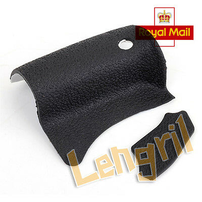 UK Body Rubber Cover Grip Shell Replacement Part For Canon EOS 550D REBEL T2i
