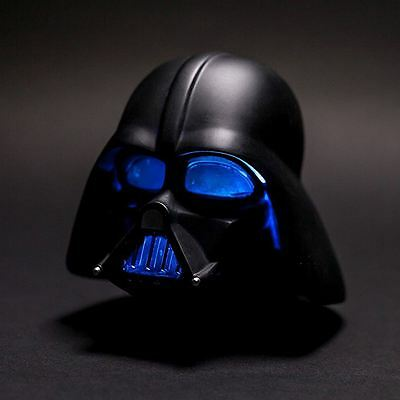 Star Wars Darth Vader Illumi-Mate Couleur Changeante Led Nuit Lumière D'ambiance