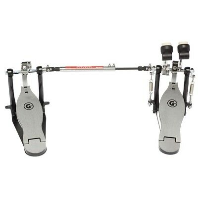 NEW - Gibraltar Strap Drive Double Bass Drum Pedal, #4711ST-DB