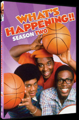 What's Happening: The Complete Season Two [New DVD] 2 Pack